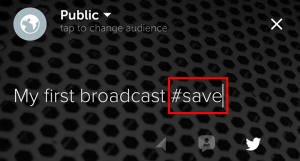 use-save-hashtag-in-title